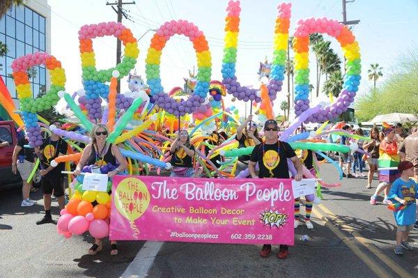 Phoenix Pride cover photo