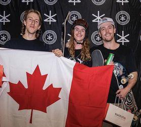 Canada Skateboard National Open Event