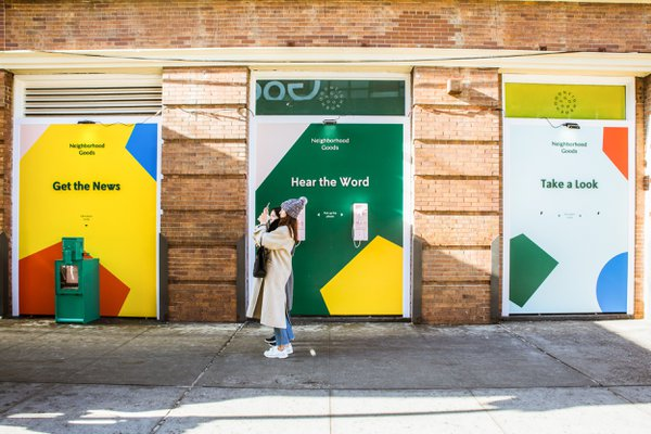 Neighborhood Goods NYC Flagship cover photo