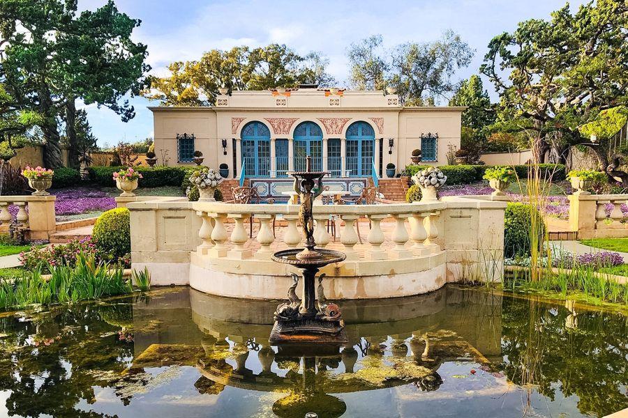 The Virginia Robinson Gardens