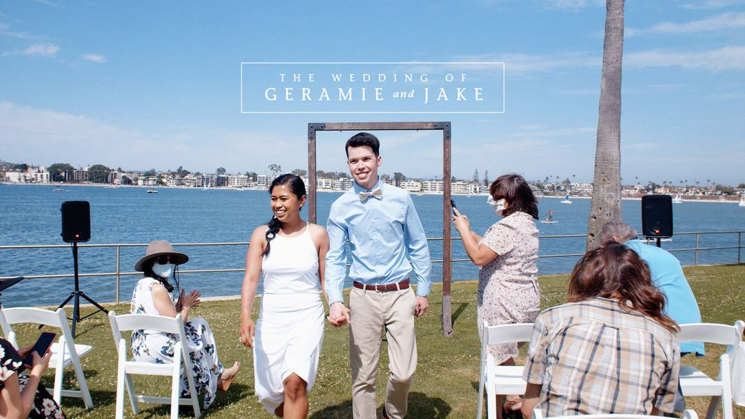 The Wedding of Geramie and Jake