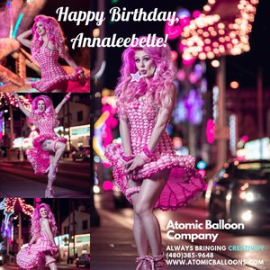 Annalee Belle Birthday Balloon Dress photo Atomic Birthday Balloon Dress Jeremy Johnston.jpg