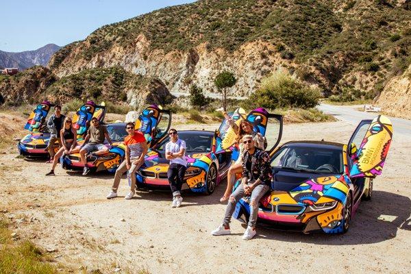 BMWs #Roadtocoachella 2018 cover photo