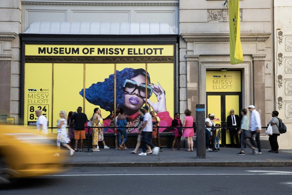 Museum of Missy Elliott  cover photo