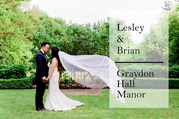 Lesley Leung and Brian Nguyen  cover photo