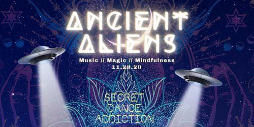 Ancient Aliens Dance Party