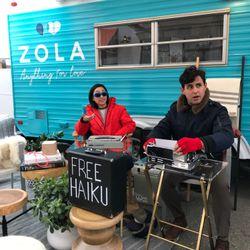 Zola Influencer/Consumer Activation