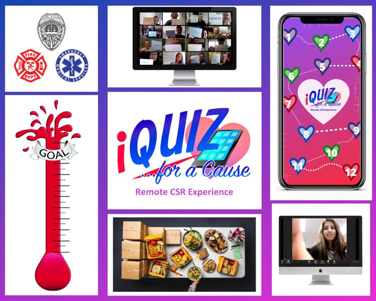 iQuiz for a Cause and Backpacks