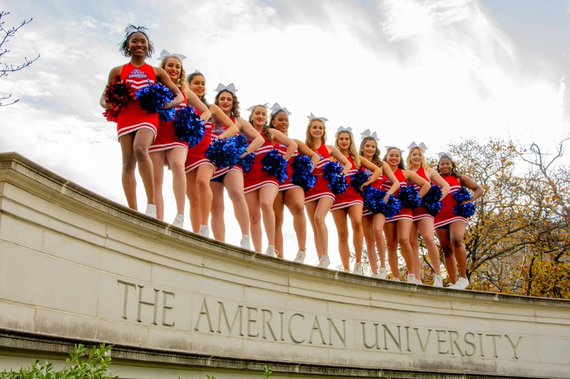 Photoshoot - AU Cheer cover photo