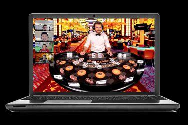 Virtual Casino Employee Event