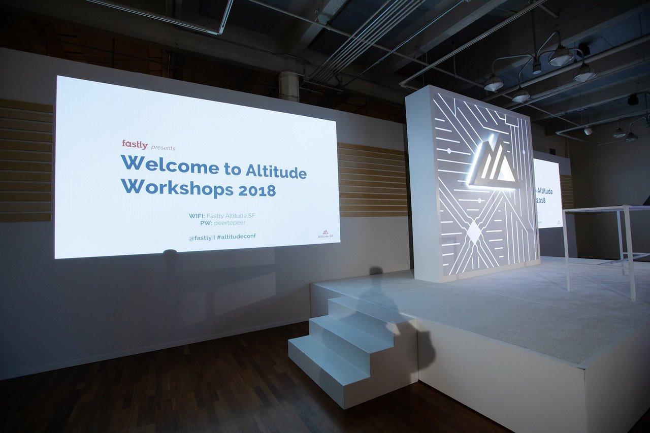 Altitude SF Customer Summit cover photo