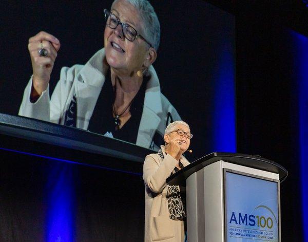 AMS Centennial Annual Meeting cover photo