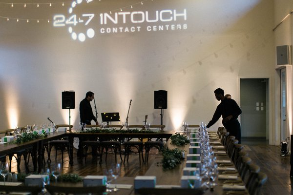 24-7 InTouch CX Dinner cover photo