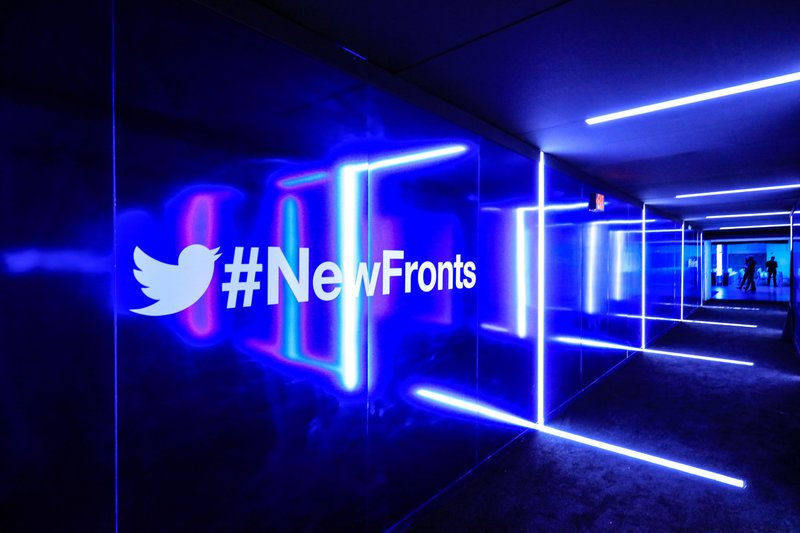 NewFronts 2019 cover photo