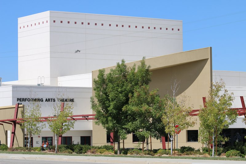 Theatre space photo