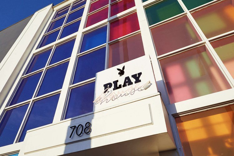 PLAYBOY | The Playhouse cover photo