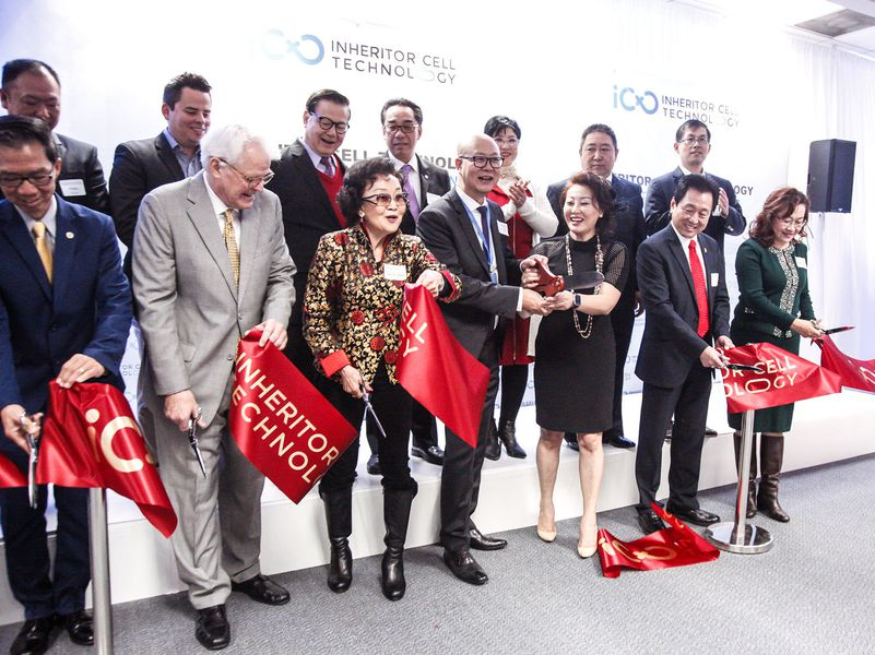 Grand Opening for ICT USA