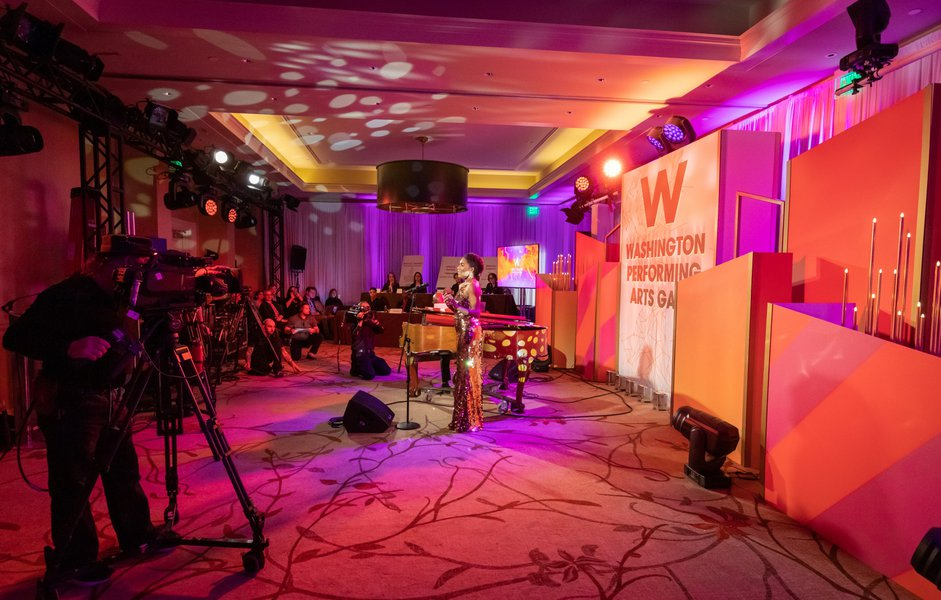 Washington Performing Arts Virtual Gala cover photo