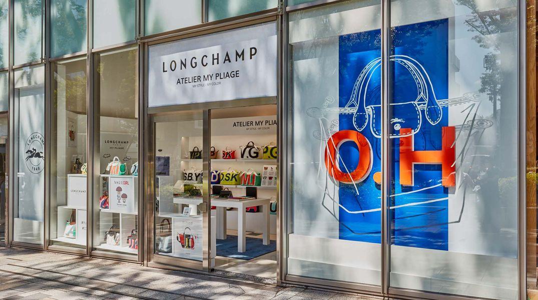 Longchamp Japan