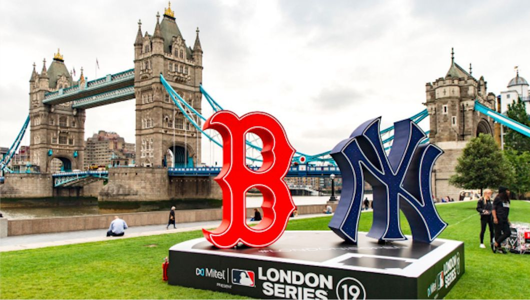 MLB   London Series 2019