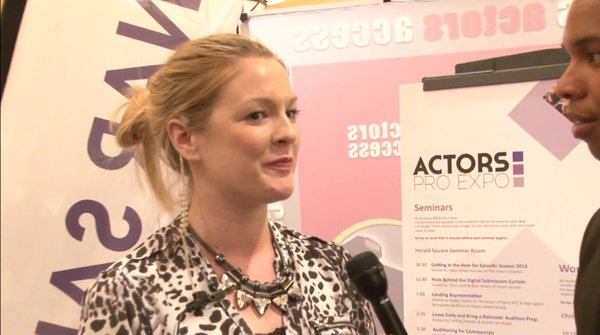 Actors Pro Expo cover photo