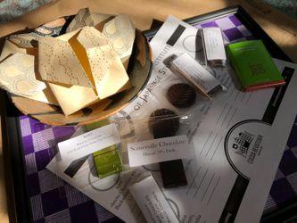 Japanese-inspired Virtual Choco-Tasting