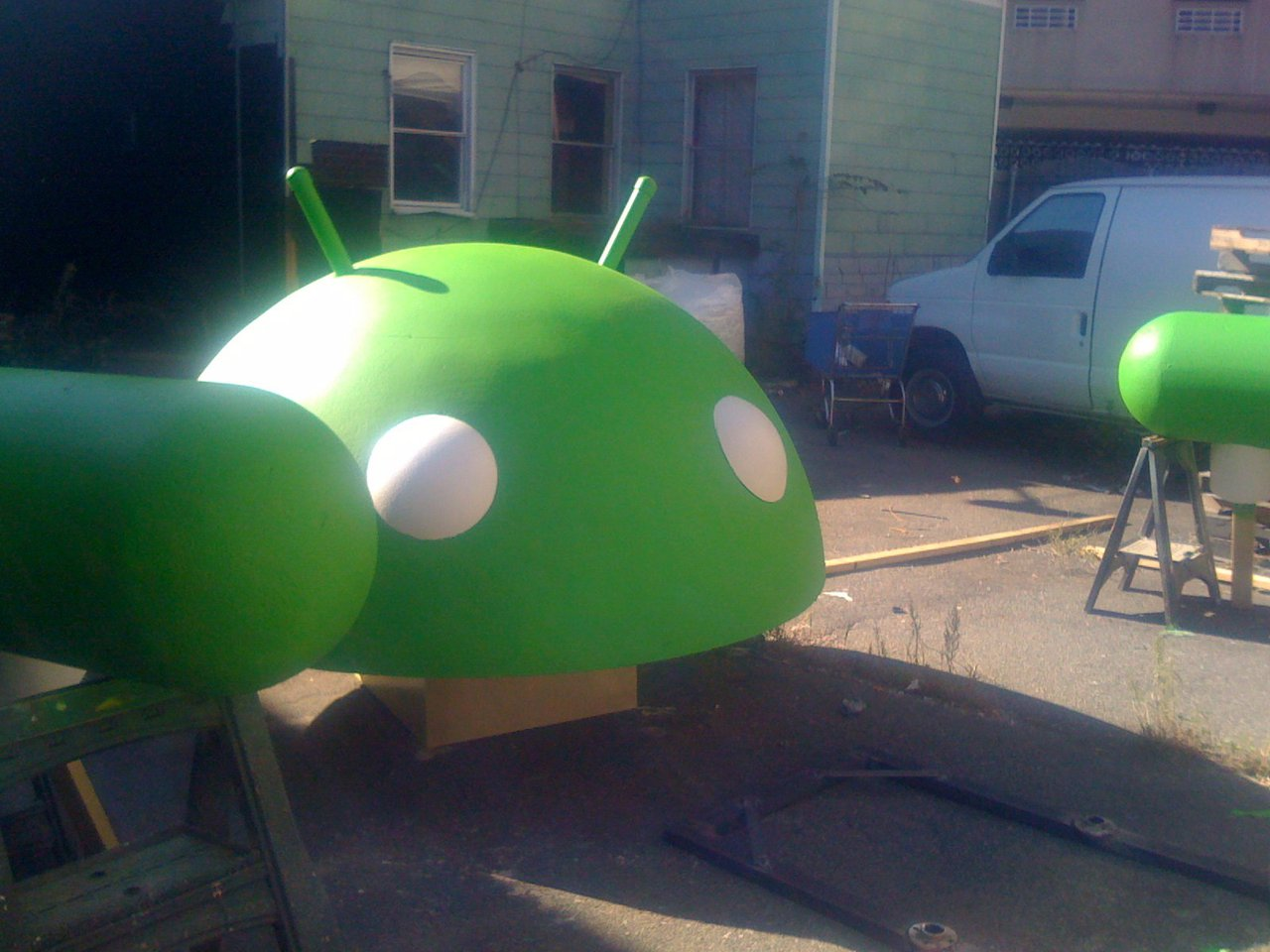 Google Headquarters -Various Androids photo IMG_0092.jpg