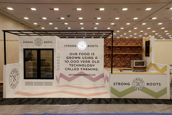 Strong Roots/Natural Products Expo West cover photo