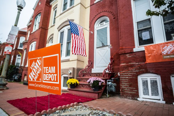 The Home Depot: Serving Veterans cover photo