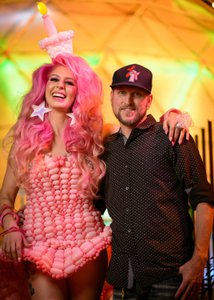 Annalee Belle Birthday Balloon Dress photo Atomic Birthday Balloon Dress Jeremy Johnston 2.jpg