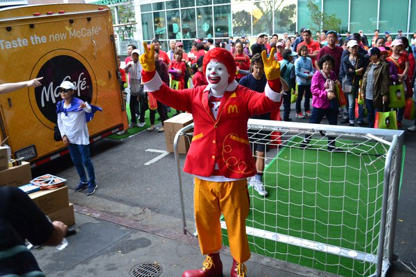 McDonald's FIFA Watch Party