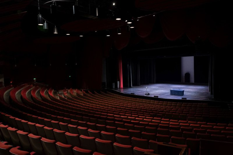 Theater space photo