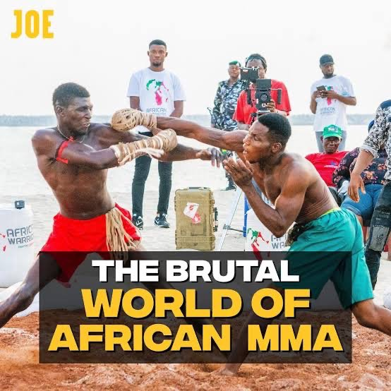 African Warrior Fighting Championship cover photo
