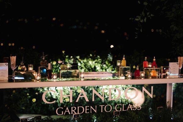 "Chandon ""Garden to Glass"" Bar Activation"