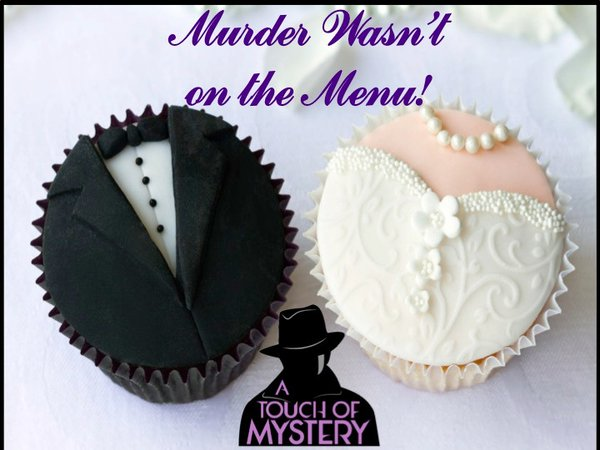 Murder Wasn't on the Menu! cover photo