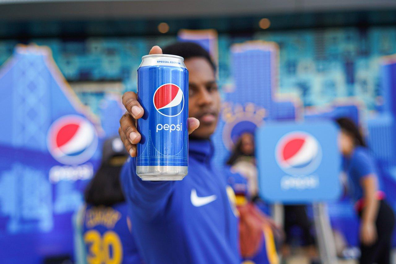 Pepsi at The Golden State Warriors Game photo OHelloMedia-Pepsi-GoldenStateWarriorsTipoff-Select-6.jpg