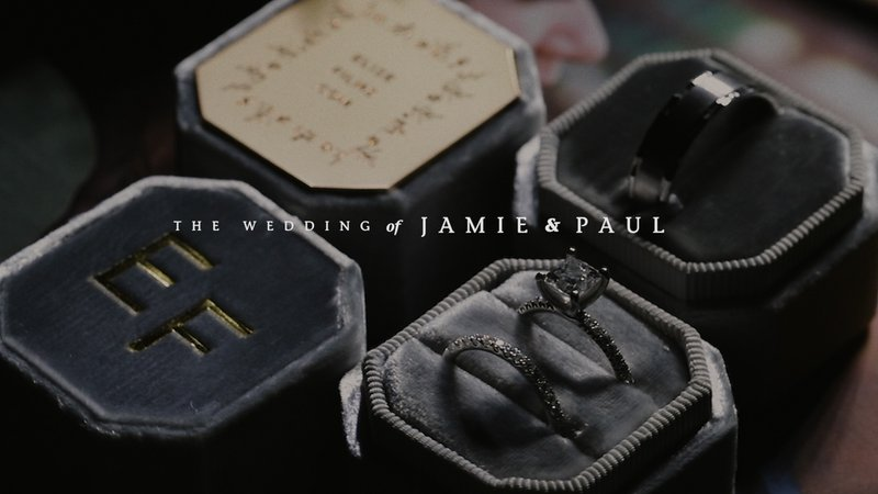 The Wedding of Jamie and Paul cover photo