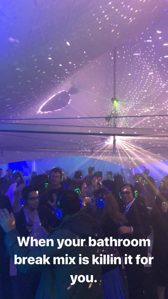 Amazon Holiday Party Silent Disco  cover photo