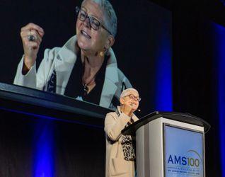 AMS Centennial Annual Meeting