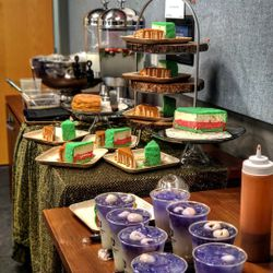 Afternoon Tea party at Technology Compan