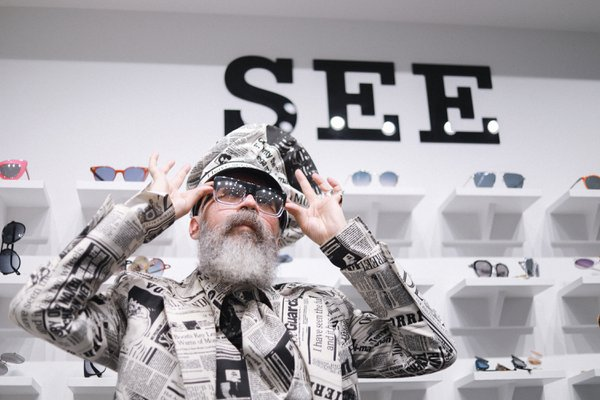 SEE eyewear Madison Ave opening cover photo