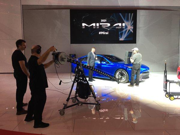 FOX Sports LA Auto Show TV Production  cover photo