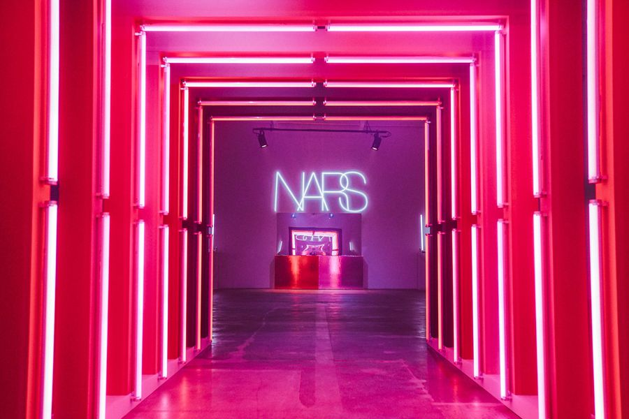 Nars Afterglow Event