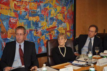 Israeli National Library Board Meeting