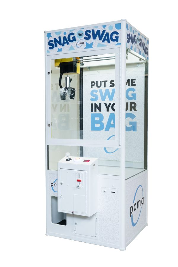 Branded Claw Machines service