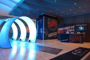 Social Suite + Social Stage photo social suite lobby tunnel sxsw.jpg