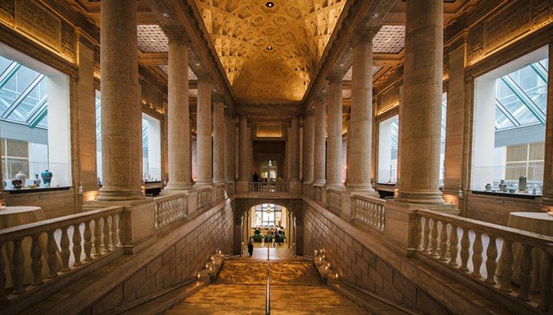 Loggia & Grand Staircase space photo