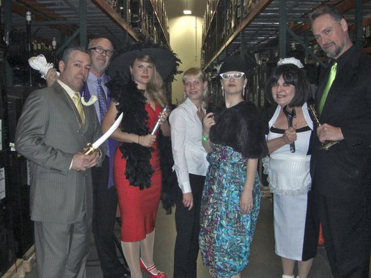 Virtual/Live Stream Interactive Mystery: CLUE Cast with Client.jpg