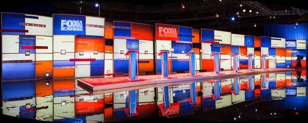 Fox Presidential Debate cover photo