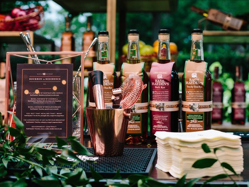 Basil Hayden's Bourbon in Residence cover photo